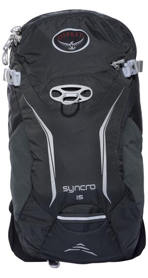Osprey Syncro 15 - Mochila bicicleta - S/M gris/negro